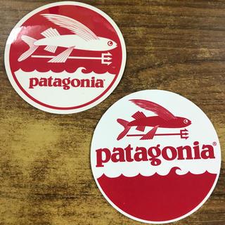 patagonia - ★最安★新品未使用 パタゴニア フライングフィッシュ&TRIDENT