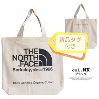 THE NORTH FACE - ノースフェイス オーガニックコットン トートバッグ NK