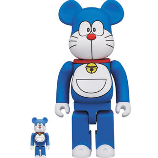 MEDICOM TOY - BE@RBRICK ドラえもん 100% & 400%