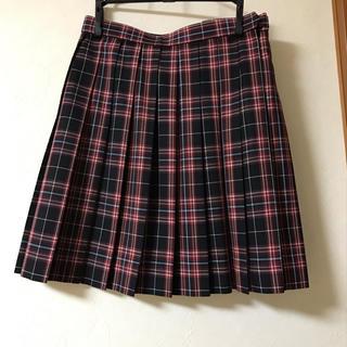 膝丈 プリーツスカート+おまけ。・:+°お値下げ