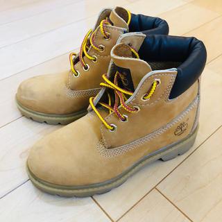 ティンバーランド(Timberland)のティンバーランド Timberland ブーツ 19cm キッズ(ブーツ)
