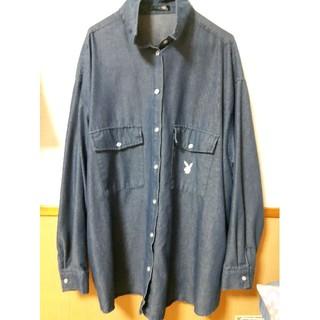 プレイボーイ(PLAYBOY)の大きいサイズ☆プレイボーイ(Tシャツ(長袖/七分))