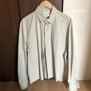 DIGAWEL - DIGAWEL ディガウェル drop shoulder shirt