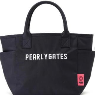PEARLY GATES - パーリーゲイツ   カートバッグ ネイビー