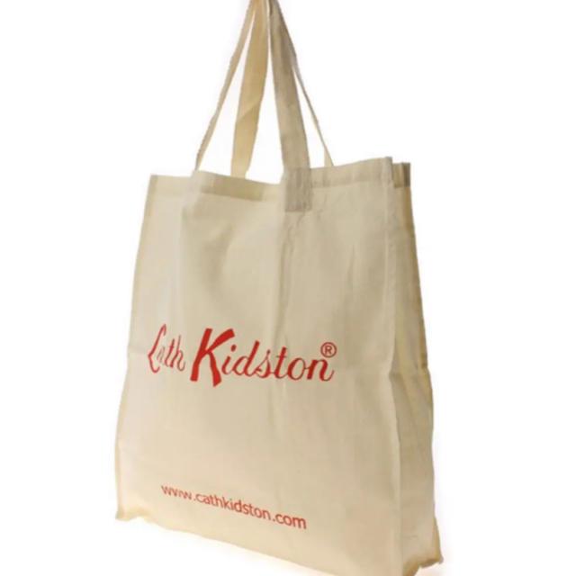 Cath Kidston(キャスキッドソン)のキャスキッドソン トートバッグ キャンバス 無地 レディースのバッグ(トートバッグ)の商品写真