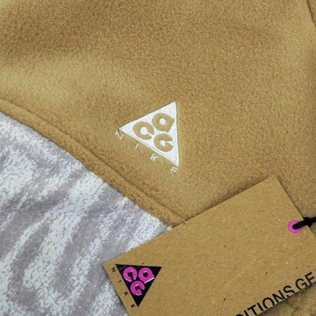 NIKE(ナイキ)のNike ナイキACG フリースジャケット Sサイズ キャップ GO OUT メンズのジャケット/アウター(その他)の商品写真