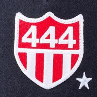 ネイビーレッド444