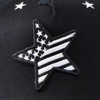 ブラック星条旗スター✨