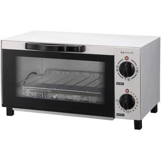 コイズミ オーブントースター ホワイト 新品未使用