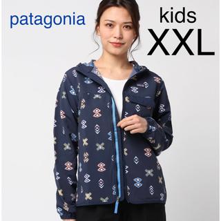 patagonia - 新品 パタゴニア キッズ バギーズ ジャケット XXLサイズ