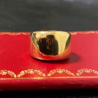 Cartier - カルティエ ヌーベルバーグ リング 希少イエローゴールド YG