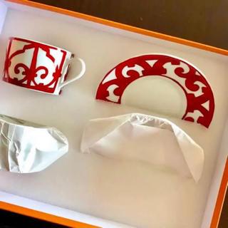 Hermes - 限定セール【30%off ペアー】エルメス ティカップ ガダルキヴィール 新品