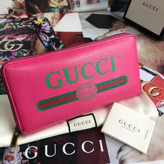 Gucci - 【正規品】極美品✨ GUCCI 長財布2018年 クルーズコレクション 新作現行