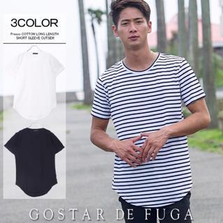 FUGA - GOSTAR DE FUGA ゴスタールジフーガ  ロング丈 tシャツレイヤード