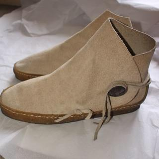 NEIGHBORHOOD - ネイバーフッド NEIGHBORHOOD スエード デザイン ブーツ 28