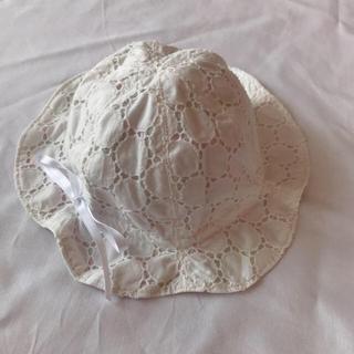 ハンドメイド ベビー帽子