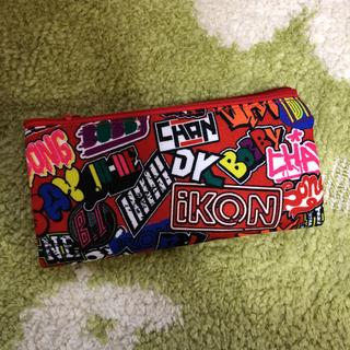 アイコン(iKON)のiKON POPUP ペンケース ポーチ パスケース (ポーチ)