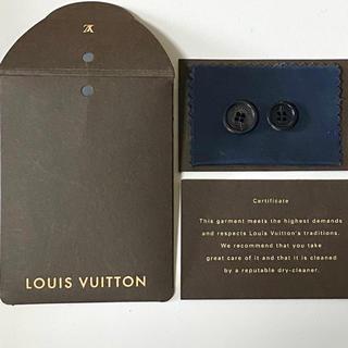 ルイヴィトン(LOUIS VUITTON)のルイ・ヴィトン☆ボタン・共布(各種パーツ)