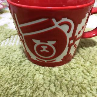 アイコン(iKON)のiKON Xmas 公式 グッズ KRUNK マグカップ(アイドルグッズ)