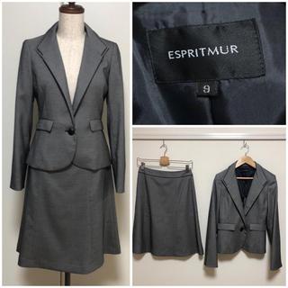 ESPRITMUR レディース スーツ 美品 セットアップ フォーマル