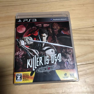 PlayStation3 - KILLER IS DEAD PREMIUM EDITION PS3
