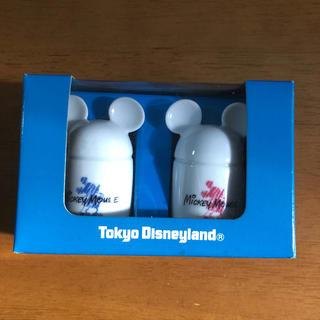 Disney - ディズニー ソルト&ペッパー入れ
