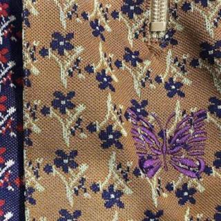 ワンエルディーケーセレクト(1LDK SELECT)のneedles  花柄 トラックパンツ 美品 M ニードルス(その他)