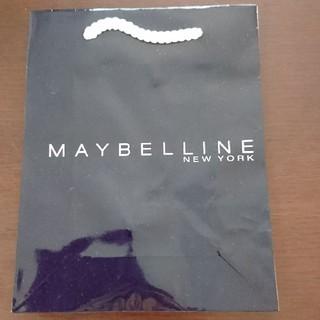 MAYBELLINE - MAYBELLINEのショッピング袋
