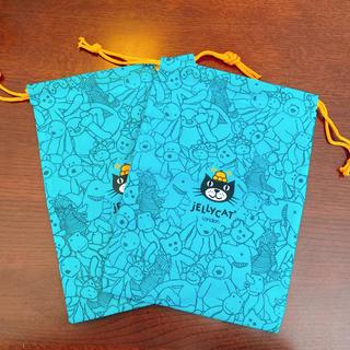 ジェリーキャット ショップ袋 専用袋 2枚セット jellycat