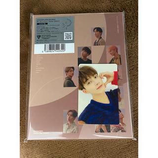 ジョンハン トレカ CD