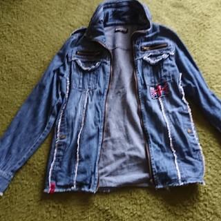 バツ(BA-TSU)のジージャン 男子 160センチ アウター  シャツ(Tシャツ/カットソー)