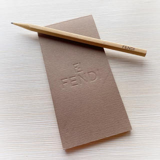フェンディ(FENDI)の◾️FENDI メモ 鉛筆(ノート/メモ帳/ふせん)