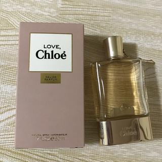 クロエ(Chloe)のラブ クロエ オーデパルファム 50ml(香水(女性用))