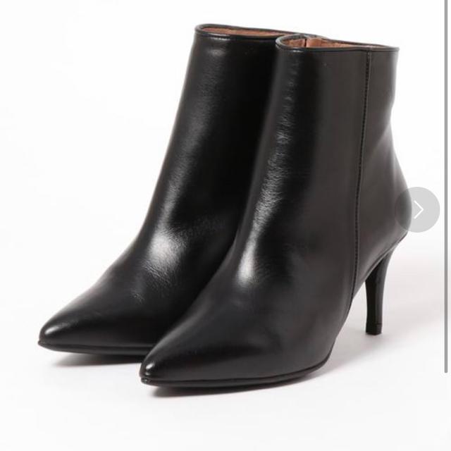 Spick and Span(スピックアンドスパン)のSpick & Span 【MARIAN】ショートブーツ レディースの靴/シューズ(ブーツ)の商品写真