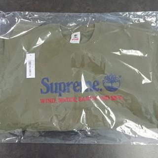Supreme - supreme timberland crewneck L