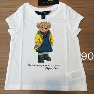 POLO RALPH LAUREN - ラルフローレン ポロベア ガールズ半袖Tシャツ 2T/90