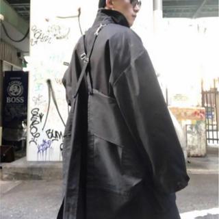 KEISUKE YOSHIDA レイヤードコート