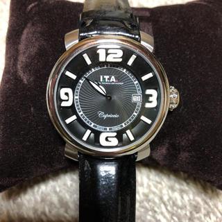 アイティーエー(I.T.A.)のI.T.A.【スマート⭐️美品‼️】腕時計 メンズ レディース(腕時計(アナログ))