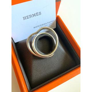 Hermes - 美品 エルメス HERMES リング 《ヴェルティージュ・クール》 MM