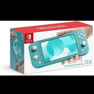 Nintendo Switch - ニンテンドースイッチ ターコイズ