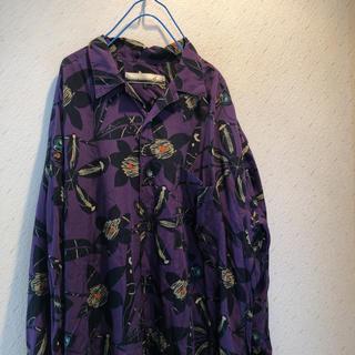 JUNKO KOSHINO - 【古着】デザインシャツ vintage 90's 菅田将暉 JUNKO