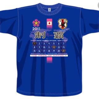 なでしこジャパン 半袖Tシャツ
