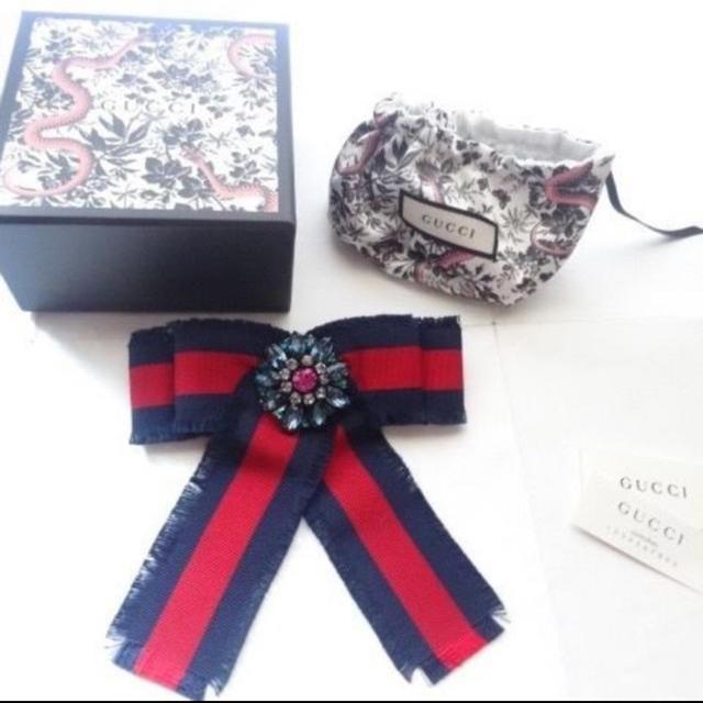時計 カサブランカ スーパー コピー - Gucci - 確実本物☆新品同様☆大人気☆GUCCI☆ビジューリボンの通販