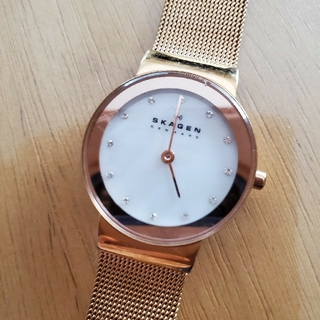 SKAGEN - スカーゲン レディース腕時計 中古