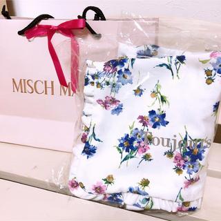 ミッシュマッシュ(MISCH MASCH)の【コメントなしの即購入OKです♡】MISCH MASCH 花柄 バッグ(トートバッグ)