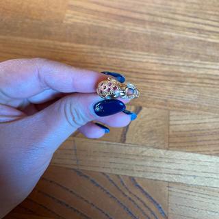 K18ルビー デザインリング(リング(指輪))