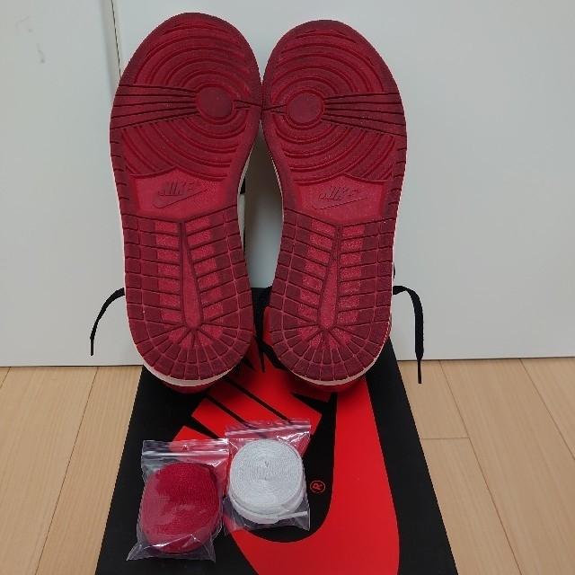 NIKE(ナイキ)のNike Air Jordan 1 Bred toe メンズの靴/シューズ(スニーカー)の商品写真