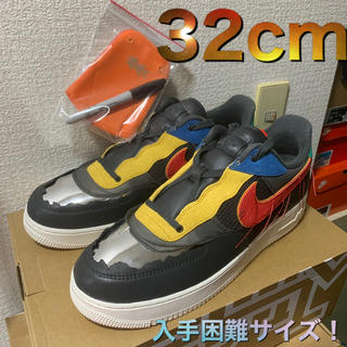 ナイキ(NIKE)のNIKE AIR FORCE 1 LOW BHM us14    32cm  (スニーカー)
