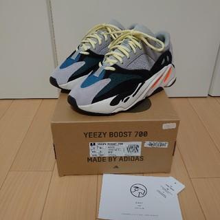 アディダス(adidas)のadidas yeezyboost700 wave runner(スニーカー)