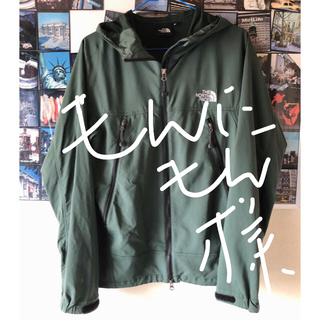 THE NORTH FACE - NP11808ジップアップパーカー
